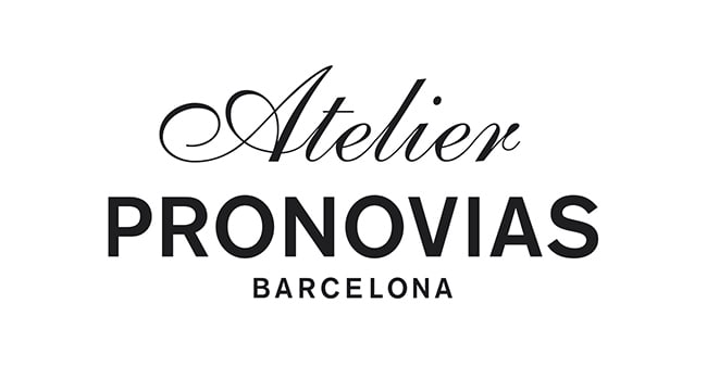 ATELIER PRONOVIAS logo LOW
