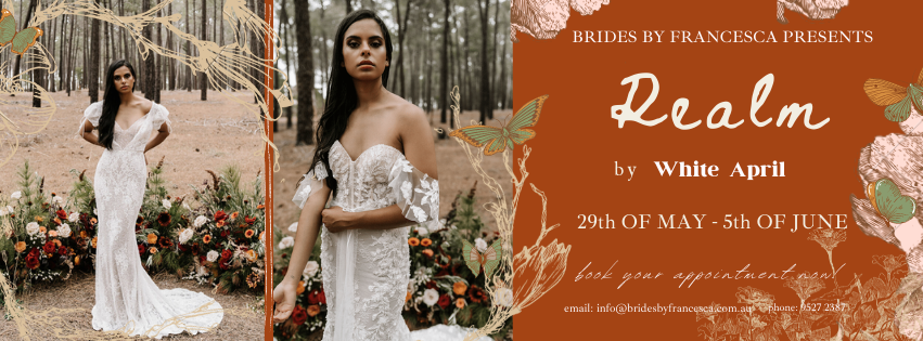 White April Trunk Show Banner 1